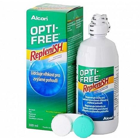 Раствор Opti-Free Replenish (300 мл)