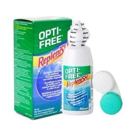 Раствор Opti-Free Replenish (90 мл)