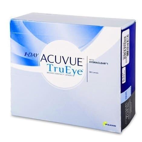 Контактные линзы 1-Day Acuvue TruEye (180 шт)