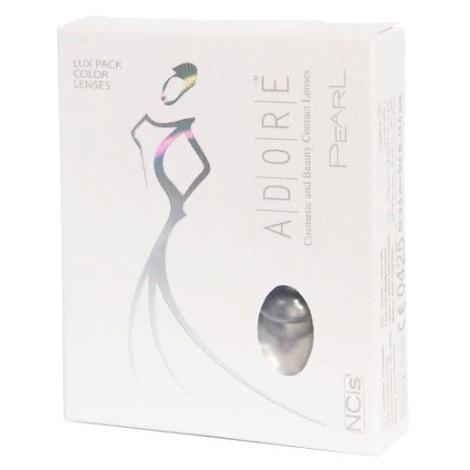 Цветные линзы Adore Pearl