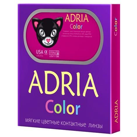 Контактные линзы Adria Color