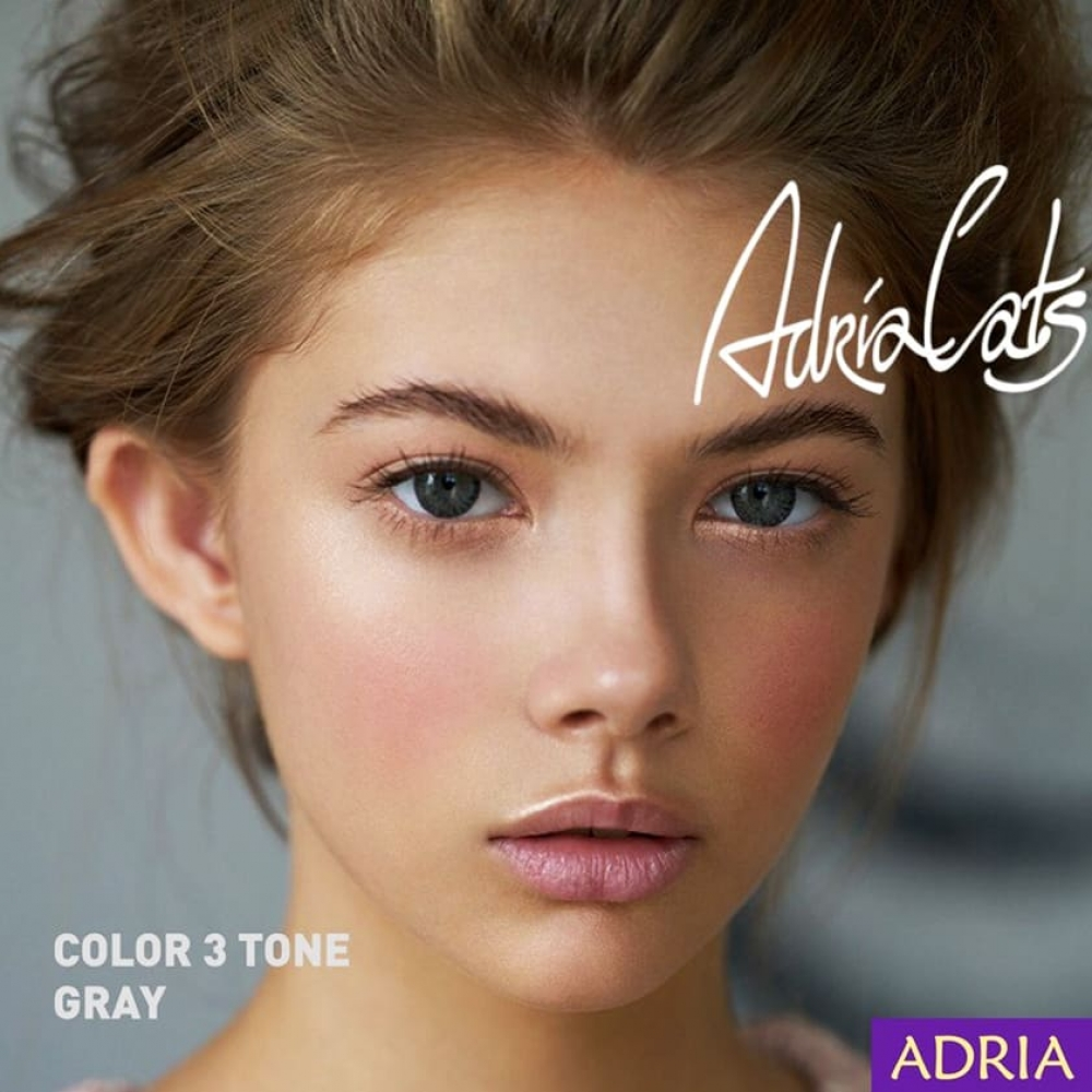 Adria Color 3 Tone Gray