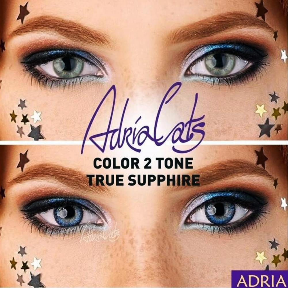 Adria Color 2 True Sapphire