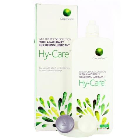 Раствор для контактных линз Hy-Care
