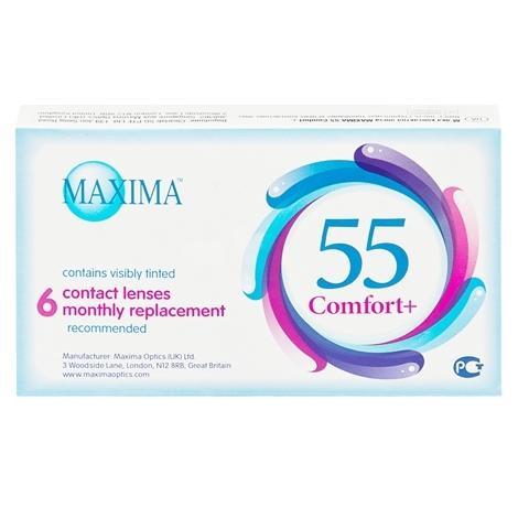 Контактные линзы Maxima 55 Comfort Plus