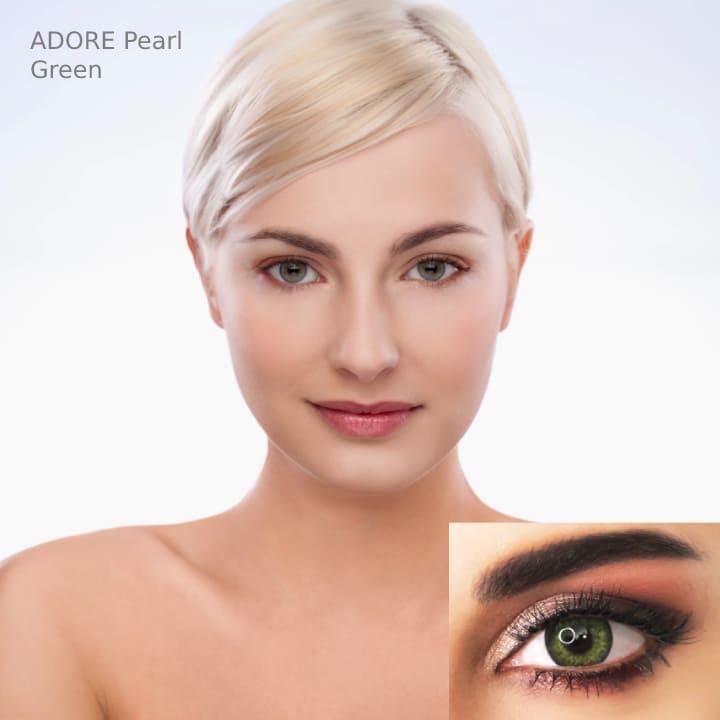 Adore Pearl Green