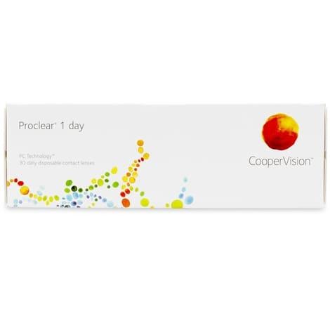 Контактные линзы Proclear 1-Day