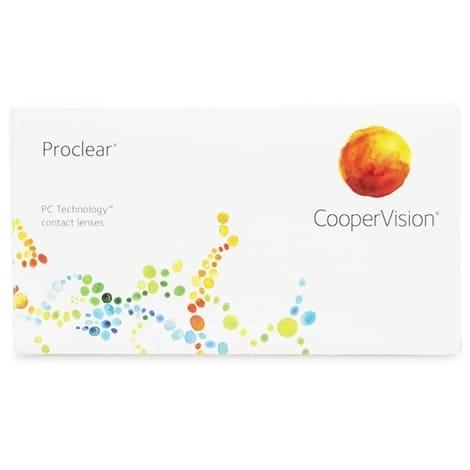Контактные линзы Proclear