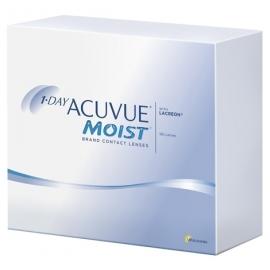 Контактные линзы 1-Day Acuvue Moist (180 шт)