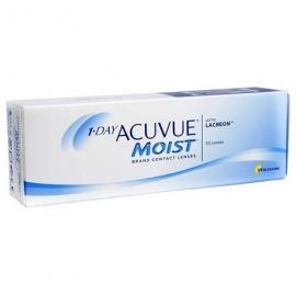 Контактные линзы 1-Day Acuvue Moist (30 шт)