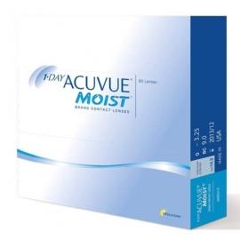 Контактные линзы 1-Day Acuvue Moist (90 шт)