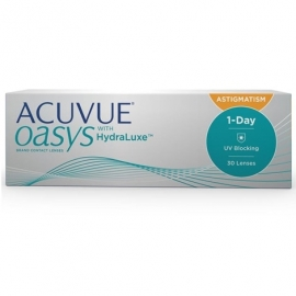 1-Day Acuvue Oasys for Astigmatism (30 шт)