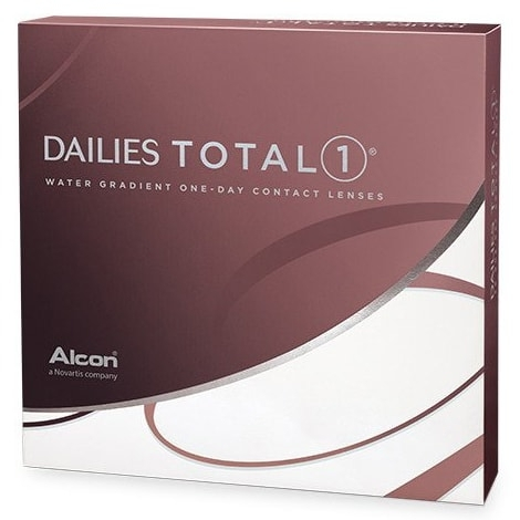 Dailies Total 1 (упаковка 90 шт.)