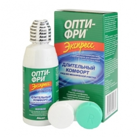 Раствор Opti-Free Express (120 мл)