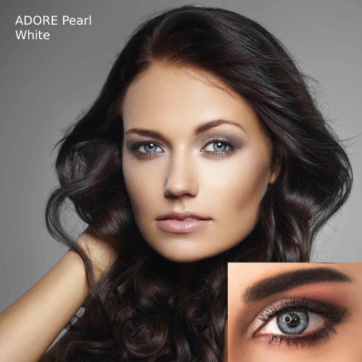 Adore Pearl White