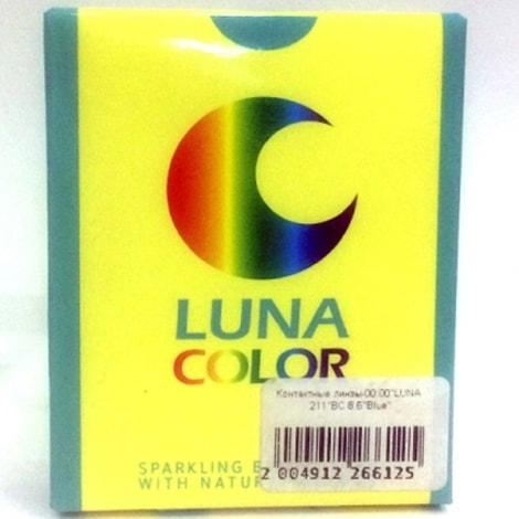 Цветные линзы Luna Color