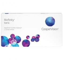 Biofinity Toric (3 линзы)