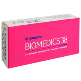 Biomedics 38 (6 шт)